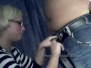 Homemade - Blonde knows how to suck