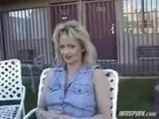 Blonde Mature Milf Porn