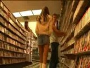 Jenna Haze in Porn store