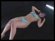 Saori Hara Oiled plus 2 mosaic