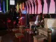 French Nightclubslut Lily gets it hard in the Ass