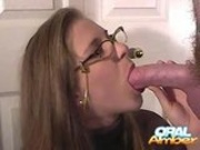 Oral Amber - Glass face full
