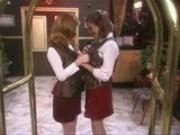 Allison Whyte and Keiko