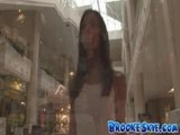 Brooke Skye - 2005-08-21 - Flashing at the mall