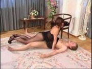 Pantyhosed porn part 2