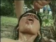 Huge cumload to mouth