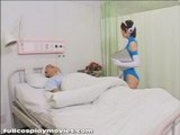 Android Nurse Mechanical Blowjob