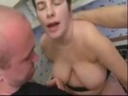 Homemade - Wife and three guys