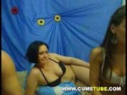 Hot Webcam Threesome
