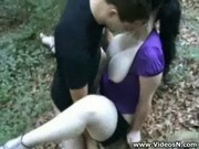Piss: Naomi St. James gets a DP with Ben Dover