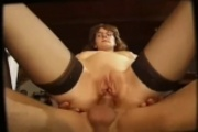 Tall Swedish Mature Anal