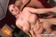 April McKenzie and Tera POV Threeway Huge Tits