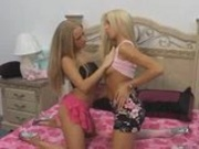 Kylie Wilde and Cassie Young