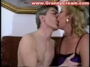 German mature fucked