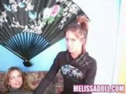Melissa Doll - FFM 3-some