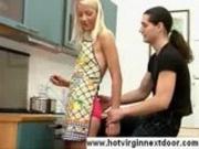 Hot Virgin Next Door - Catherin