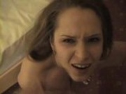 Teen suck and CIM