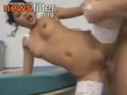 Patient Fucks His Hot Nurse