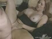 Horny Milf gets fucked by college cock