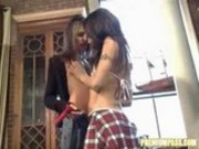 Cherry gets Punished by Sorority Sister Mellisa