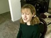 Molly Rome schoolgirl