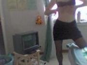 Homemade - Webcam shorthaird redhead