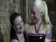 Claire Adams and Lorelei Lee