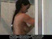 Susana spears showering