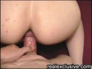 Super horny Anal Creampie with Marianne