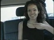 Daisy Marie - FACIAL in Car