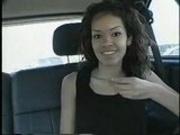 Daisy Marie - FACIAL in Car