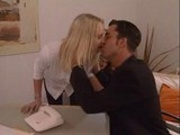 Laura Hermansen - Deep Desire Office Sex Scene 2
