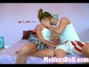Melissa Doll - Giving Nick a BJ