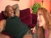 Mae Victoria - Moms Black Cock Anal Nightmare
