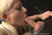Galas Blowjob & Handjob Tease