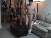 amateur cuckold Tied During Date