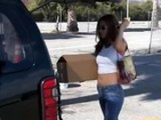 Aurora Snow and Jenna Haze - Moving Day