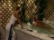 Jill Kelly - Hot Tub