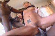 Tori Black - Interracial Threesome
