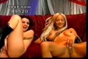 bonnie simon & avalon lesbian