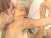 Selen threesome with anal