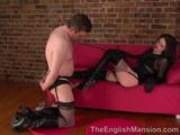 Smoking Fetish - TheEnglishMansion - Darlas Boot Boy