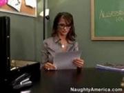 Teacher gets Double Teamed