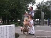 Public banging