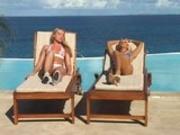 Trish and Sandy - ALS DVD 72 Chap 11 Photoshoot