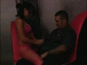 Eva Angelina Stripshow for 2 Boys