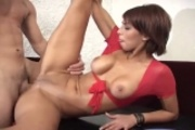 Yasmine - Waitress fucking in the restaurant