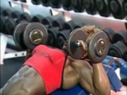 fbb muscle woman bodybuilder_Heat_37 huge clit