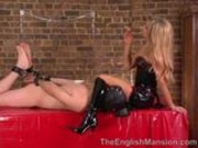 Smoking Fetish - TheEnglishMansion - Smoking Boot Worsh