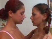 Lesbian Kiss - 2
